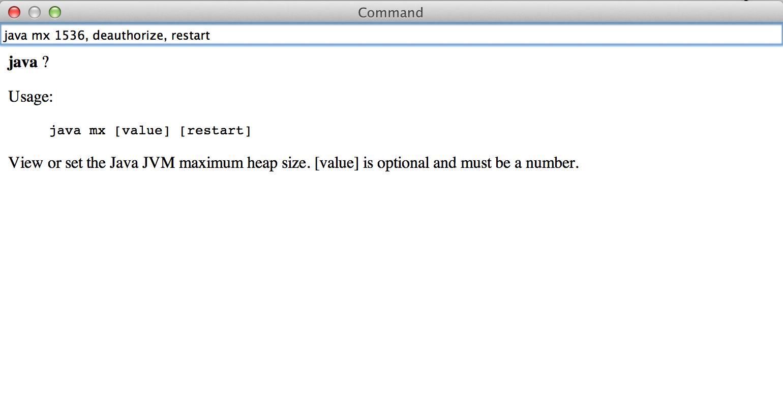 command line interpreter