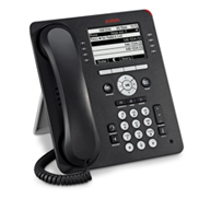 Avaya Desk Phone Model 9608 and 9611