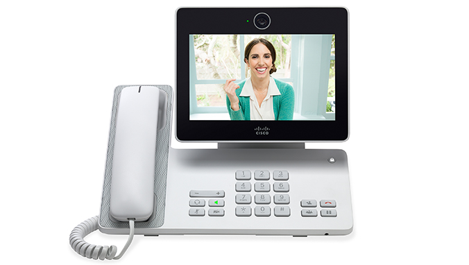 Cisco Desk Phone Model DX650