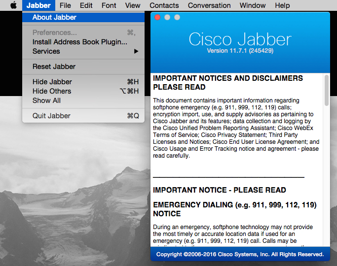 How to Enable Jabber Auto-Updates on a Mac | University IT