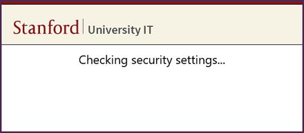 Compliance Checker splash screen