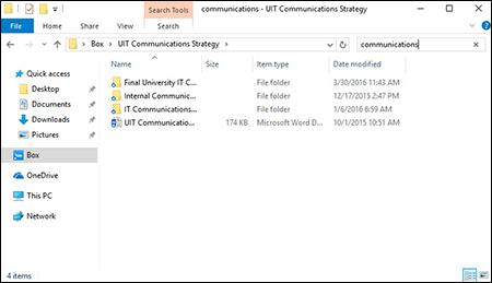Install Box Drive for Windows | University IT