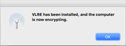 start encrypting message for macOS 10.13 and above