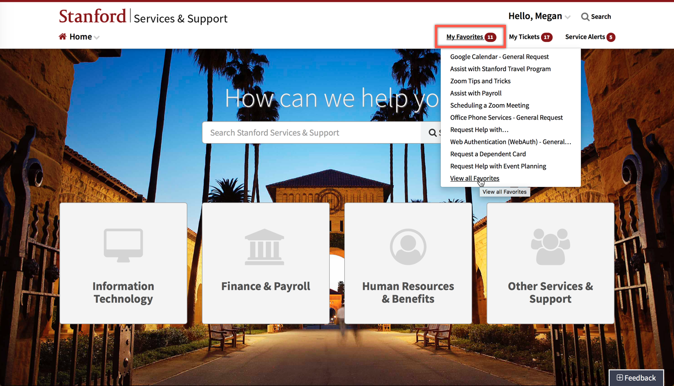 ServiceNow Project Release Notes   University IT