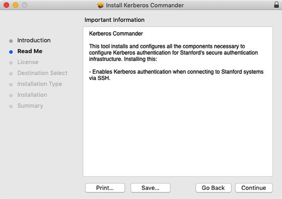 Kerberos Commander release notes