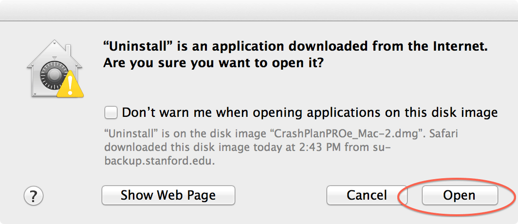 How to Uninstall the Discontinued CrashPlan for Home - TidBITS