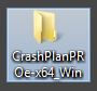 CrashPlanPROe-x64_Win folder