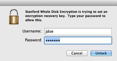admin password prompt