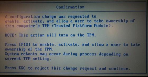 restart message