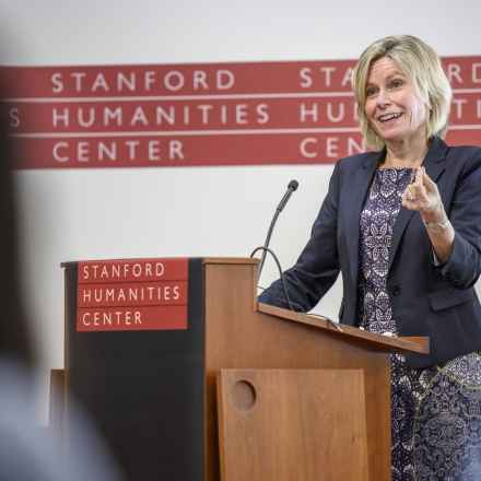 History Professor Caroline Winterer