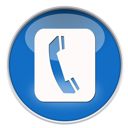 Image of phone icon