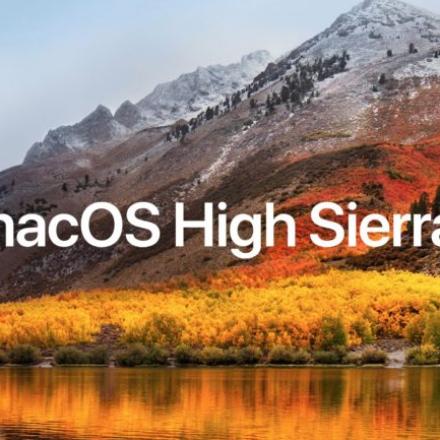 High Sierra image
